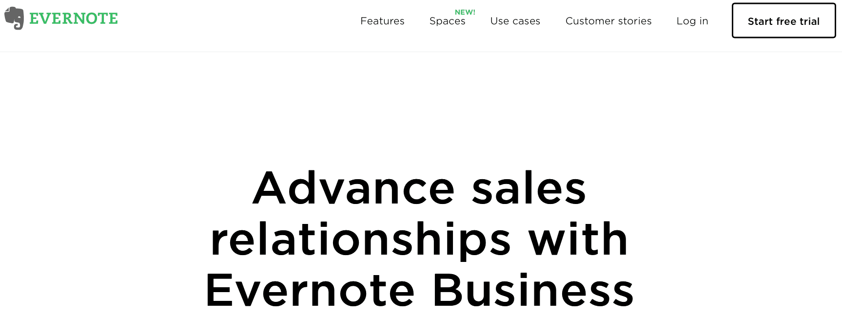 evernote for sales teams
