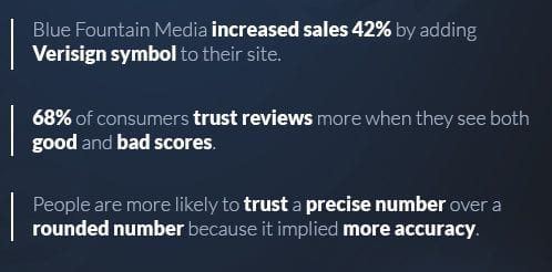 benefits of trust symbols on websites