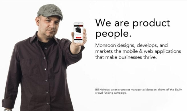 we are product people headline