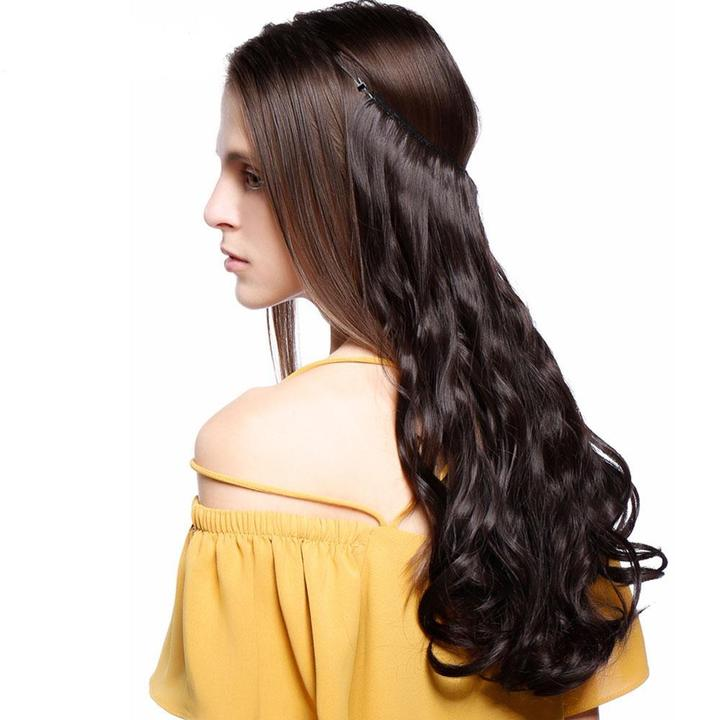 Invisible No Clips Hair Extensions Product Mafia