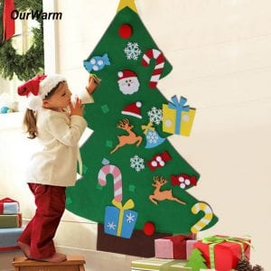 1_OurWarm-DIY-Felt-Christmas-Tree-New-Year-Gifts-Kids-Toys-Artificial-Tree-Wall-Hanging-Ornaments-Christmas