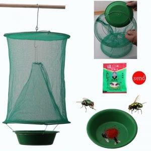 0_OGFFHH-Health-1PCS-Pest-Control-Reusable-Hanging-Fly-Catcher-Killer-Flies-Flytrap-Zapper-Cage-Net-Trap