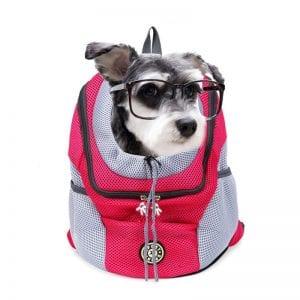 3_Venxuis-Outdoor-Pet-Dog-Carrier-Bag-Pet-Dog-Front-Bag-New-Out-Double-Shoulder-Portable-Travel