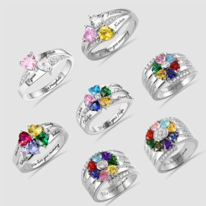 0_Sweey-Wholesale-Personalized-Engraved-Ring-with-2-8-Heart-Shaped-Birthstones-Perfect-Christmas-Gift-for-Her